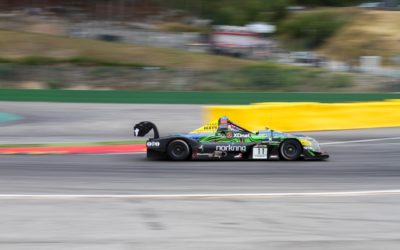 Christoff Corten en Bert Longin schitteren in Belcar Endurance Championship