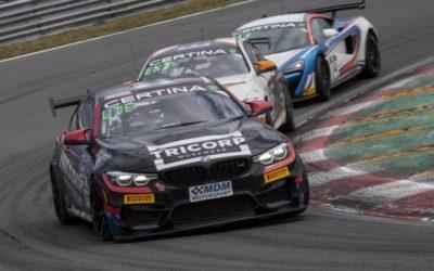 MDM Motorsport BMW wins home race at Zandvoort