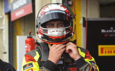 Succes eerdere races zit Stan van Oord in de weg tijdens Blancpain GT World Series Europe