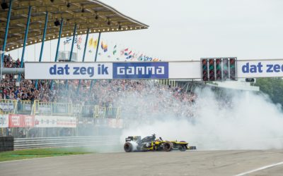 Renault stuurt nieuwe generatie Formule 1!