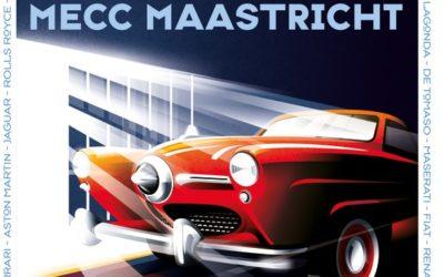 """InterClassics Maastricht 2020 pakt uit met epische ontwerpen van """"vergeten"""" automerken"""