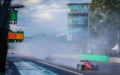Richard Verschoor houdt hoofd koel in chaos van Monza