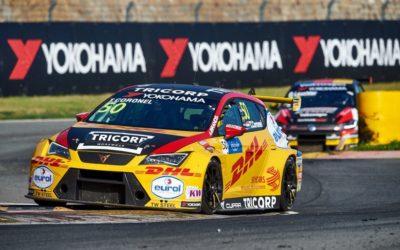 Tom Coronel doorstaat schaderijke hectiek tijdens FIA WTCR Races op Ningbo Speedpark in China