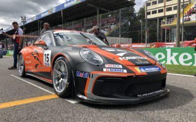 Larry ten Voorde wint de Porsche Mobil 1 Supercup op Monza!!!