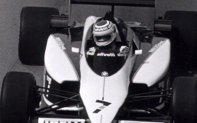 Een brullende bijdrage van BMW tijdens de Historic Grand Prix Zandvoort