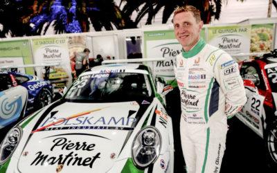 Jaap van Lagen met team vice-kampioen in Porsche Supercup