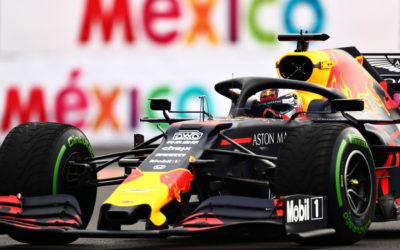 """Max zesde in Grand Prix van Mexico na lekke band: """"Het beste ervan gemaakt"""""""