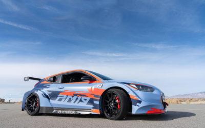 Hyundai RM19 Racing Midship Sports Car toont glimp van de toekomst.