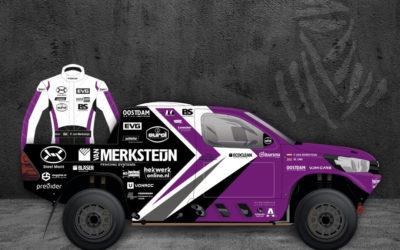 Nieuw Dakar avontuur voor Van Merksteijn!