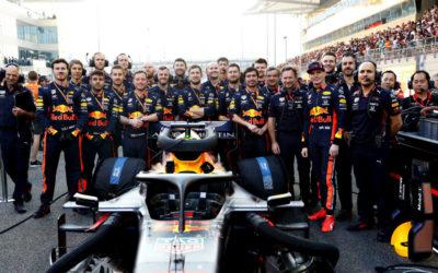 """Max Verstappen tweede in Grand Prix Abu Dhabi: """"Het was een positief seizoen"""""""