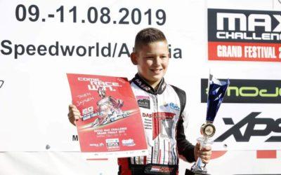 Jayden Thien namens Nederland naar FIA Karting Academy Trophy