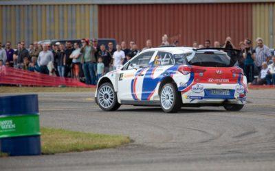 GTC Rally 2020 presenteert een uitdagend programma.