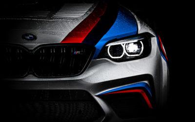 BMW M240i Cup kent een vliegende start