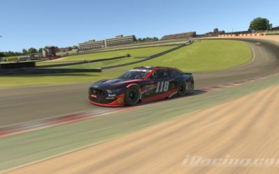 EuroNASCAR Esports Series Round 1 at Brands Hatch: the battle for the virtual title begins!