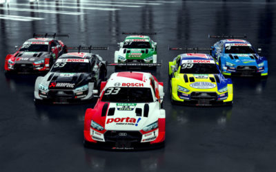 Audi stapt uit DTM: toekomst Robin Frijns ongewis