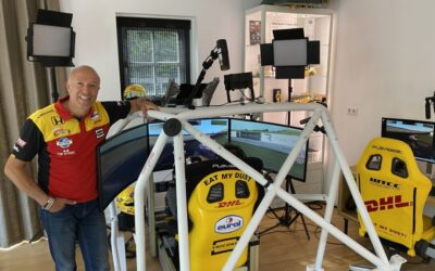 Tom Coronel op eigen terrein met The Race All Star Series op Zandvoort