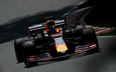 """Max Verstappen tweede na zenuwslopende slotfase Britse GP: """"Erg blij met P2"""""""