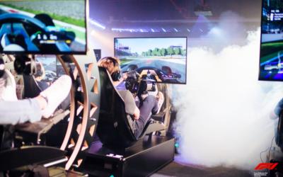 Wereldprimeur voor Utrecht. Eerste Official F1® Racing Centre opent deuren in Nederland