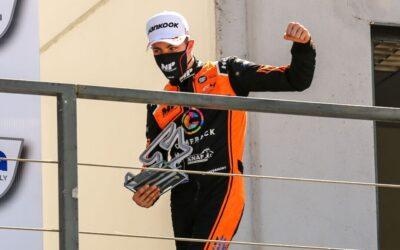 Drie uit drie voor Kas Haverkort bij Spaans Formule 4-debuut