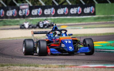 Twee kampioenschapspunten voor Tijmen van der Helm in moeilijk Imola-weekend