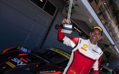 Team RaceArt – Kroymans finisht eerste na start op laatste startrij