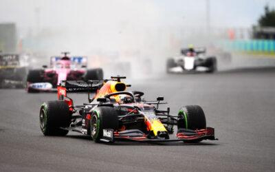 """Max Verstappen tweede in Grand Prix van Hongarije: """"Voelt als een overwinning"""""""