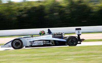Daniël Ligier uit Den Haag doet mee aan Frans Formule 4 kampioenschap