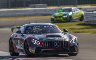NM Racing Team takes dramatic GT4 European Series win at Misano