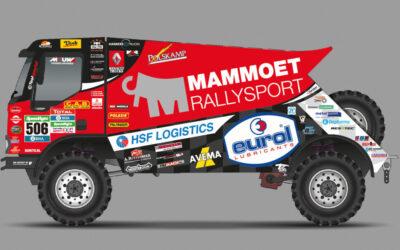 Martin van den Brink met nieuwe Renault naar Dakar Rally