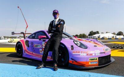 Botte pech kost Jeroen Bleekemolen goede klassering in 24 uur van Le Mans