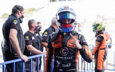 Snelheid Kas Haverkort met één overwinning in Spaanse F4 op Jerez mager beloond