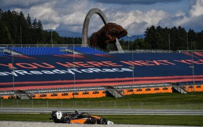 An historical moment: VAR with 10 cars in 3 Championships at the Red Bull Ring in Austria