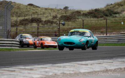 NK HTGT 2020  update: eindelijk weer historisch racen op Zandvoort