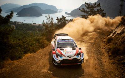 Evans wins gruelling Rally Turkey to regain title lead