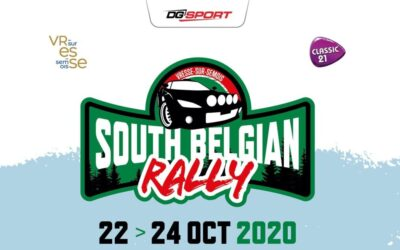 South Belgian Rally: Wereldkampioen Ott Tänak aan de start.