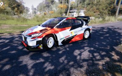Toyota GR Yaris Rally Concept maakt rallydebuut in WRC 9