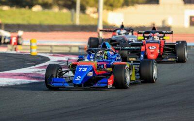 Tijmen van der Helm puntloos bij afsluiting Formule Renault Eurocup