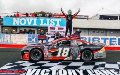 Vittorio Ghirelli sweeps the NASCAR GP Croatia