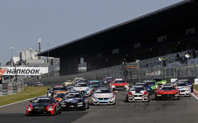 2021 DTM Trophy with seven race weekends