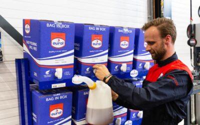 Uitbreiding Eurol Bag in box productlijn