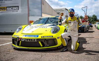 Racetalent Morris Schuring in debuutseizoen vice-kampioen Porsche Carrera Cup Benelux!