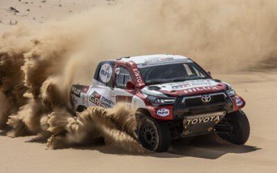 Eurol partner van TOYOTA GAZOO Racing voor Dakar 2021