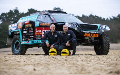 Tim en Tom Coronel gaan met #Beast347 4.0 de uitdaging aan in Dakar 2021 (VIDEO)