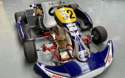 Trackdays Rotax Max verhuur