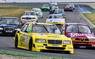 DTM Classic brings motorsport history on the race track