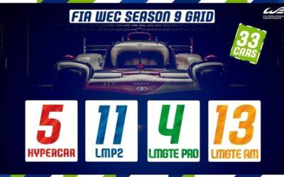 2021 FIA WEC Entry List Revealed
