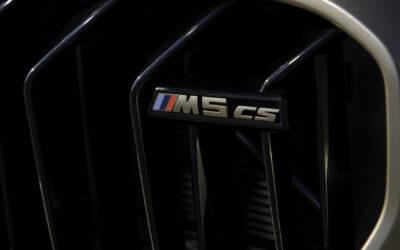 De nieuwe BMW M5 CS met een vanafprijs van € 224.523,-.