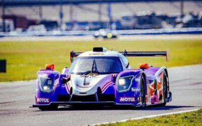 Inhaalrace Jeroen Bleekemolen leidt niet tot podium in 24H Daytona