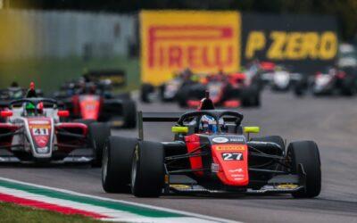 Tegenslag voor Kas Haverkort bij debuut in Formula Regional EC by Alpine