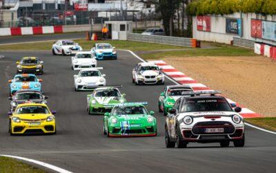 Porsche Sprint Trophy Benelux: veelbelovende oefengalop tijdens de Test Day